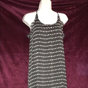 Who What Wear Sun Maxi Size Small